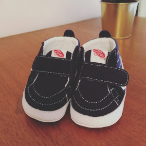 vanseurope pour Malo comme maman! babyboy babyshoes babyvans vans